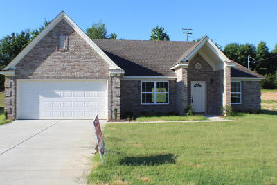 Tate County Single Family Home For Sale: 119 Flower Circle