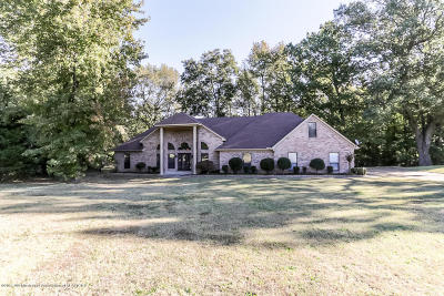 Horn Lake Single Family Home Active/Contingent: 1990 Tall Tree Drive