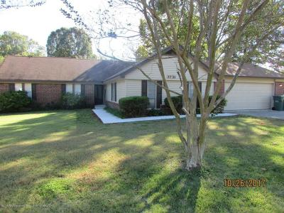 Southaven Single Family Home For Sale: 3731 Liscott Road
