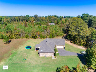 Tate County Single Family Home Active/Contingent: 1670 Lyles