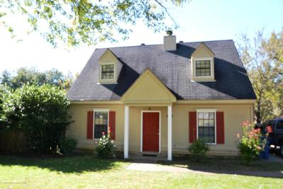 Olive Branch Single Family Home For Sale: 5943 Lees Crossing