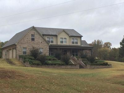 Tate County Single Family Home For Sale: 830 Longtown Road