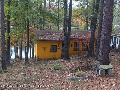 Potts Camp Single Family Home For Sale: 407 Lake Shore