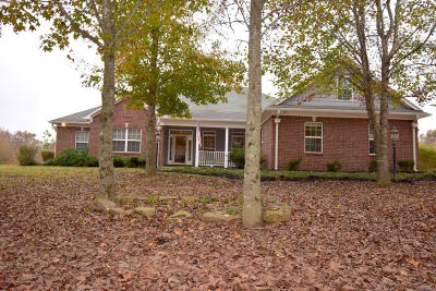 Marshall County Single Family Home For Sale: 50 Tina Drive