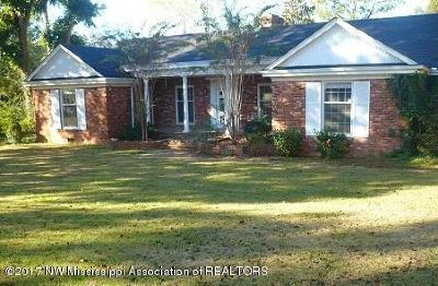Holly Springs Single Family Home For Sale: 316 Highland