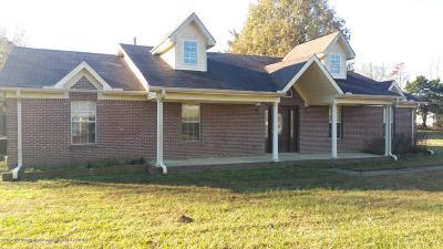 Byhalia Single Family Home For Sale: 292 Garfield