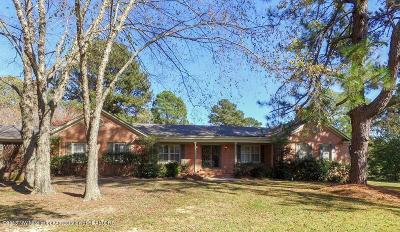 Tate County Single Family Home For Sale: 51 Gabbert