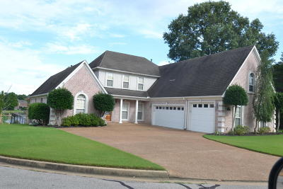 Hernando Single Family Home For Sale: 1040 Cross Winds