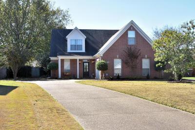 Hernando Single Family Home For Sale: 1585 Saddlebrook W