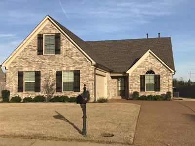 Horn Lake Single Family Home For Sale: 4526 Boxwood