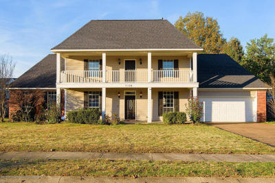 Olive Branch Single Family Home For Sale: 7124 Lauren Lane