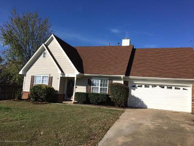 Southaven Single Family Home For Sale: 1364 Annesdale