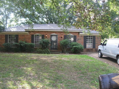 Southaven Single Family Home For Sale: 8327 Colonial Hills Cove