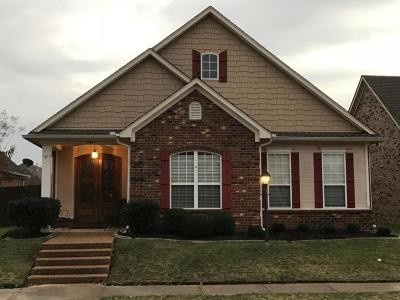 Olive Branch Single Family Home For Sale: 4541 Stone Grove