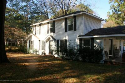 Tate County Single Family Home For Sale: 210 E Gilmore