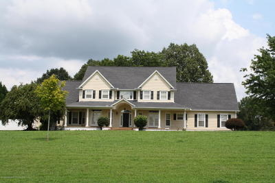 Hernando Single Family Home For Sale: 2485 Trent Drive