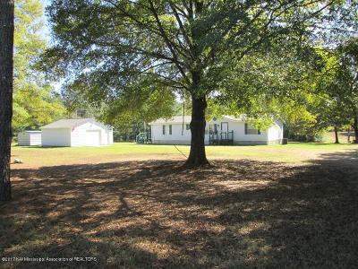 Byhalia Single Family Home For Sale: 62 E Gramling Road
