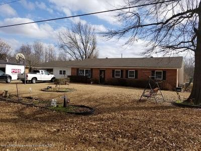 Horn Lake Single Family Home For Sale: 4571 Dogwood Meadows
