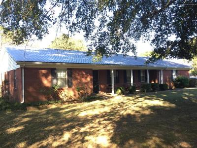 Tate County Single Family Home For Sale: 8955 Highway 306