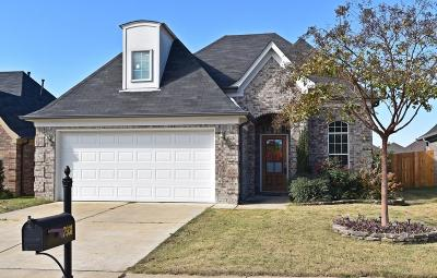 Olive Branch Single Family Home For Sale: 7931 Ridgedale