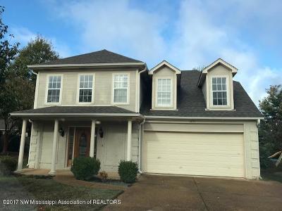 Hernando Single Family Home For Sale: 1275 Cross Creek