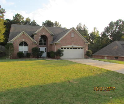 Olive Branch Single Family Home For Sale: 10201 Cypress Knee