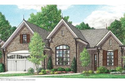 Olive Branch Single Family Home For Sale: 8753 Darby Cove