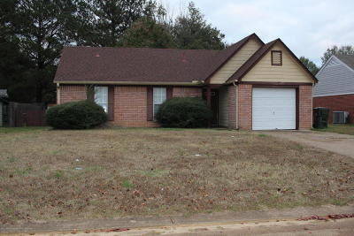 Tate County Single Family Home For Sale: 117 Apple Tree Drive