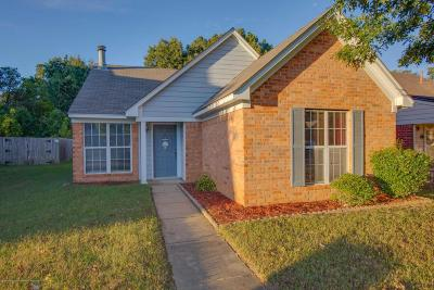 Southaven Single Family Home For Sale: 1260 N Payton Drive