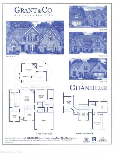 Olive Branch Single Family Home For Sale: 7151 Harrier