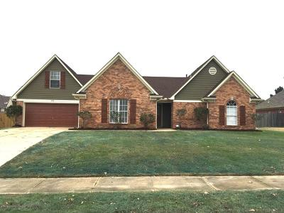 Olive Branch Single Family Home For Sale: 6190 E Sandbourne