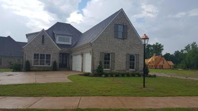 Olive Branch Single Family Home For Sale: 4281 E Lundy Bend