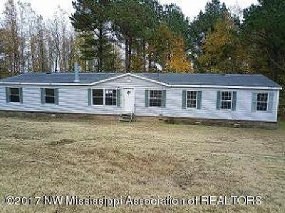 Tate County Single Family Home For Sale: 1438 Magnolia Circle