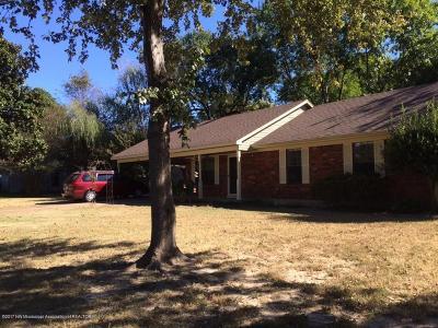 Walls Single Family Home For Sale: 6861 Slash Pine