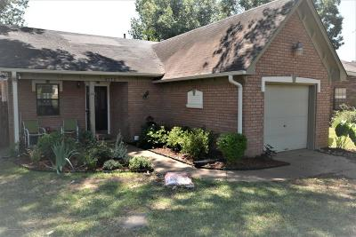 Olive Branch Single Family Home For Sale: 6772 Maury Drive