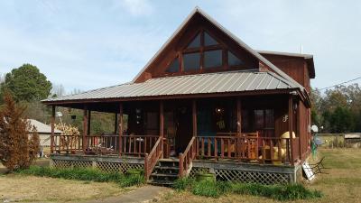 Tate County Single Family Home For Sale: 850 Arkabutla Dam Road