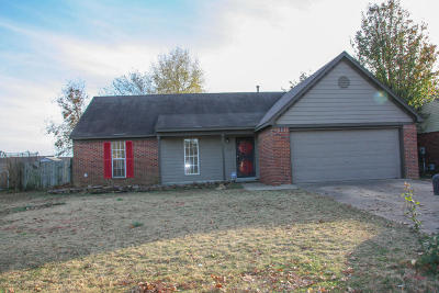 Olive Branch Single Family Home For Sale: 10227 Williford Drive