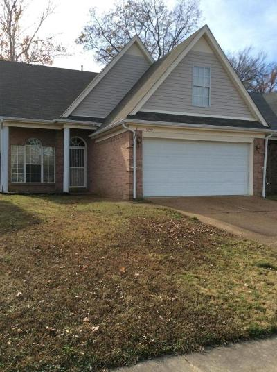 Olive Branch Single Family Home For Sale: 9749 W Dogwood Court