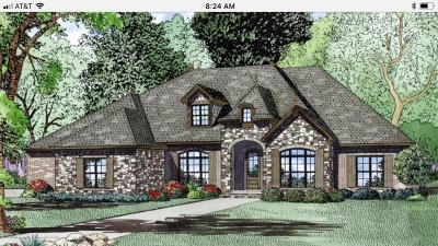 Marshall County Single Family Home For Sale: 73 Scattered Oaks Drive