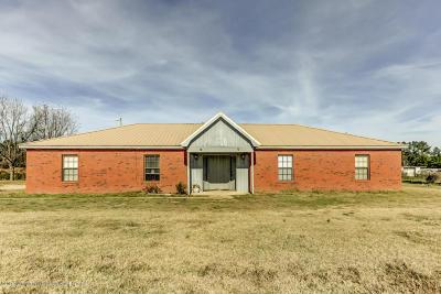 Marshall County Single Family Home For Sale: 58 & 60 Saint Paul Rd.