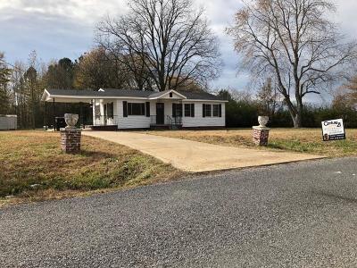 Tate County Single Family Home For Sale: 5702 E Tate