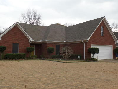 Desoto County Single Family Home For Sale: 5860 W Whiteridge Circle