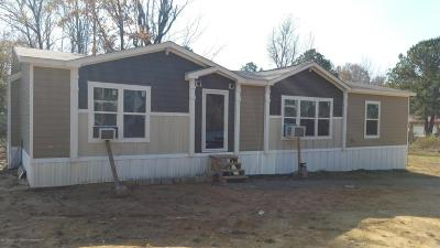 Tate County Single Family Home For Sale: 92 Hillview Lane