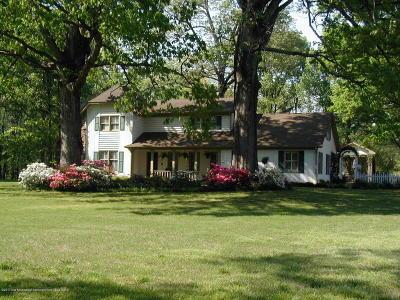 Hernando Single Family Home For Sale: 1842 W Oak Grove Road