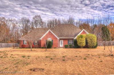 Marshall County Single Family Home Active/Contingent: 2024 Bubba Taylor