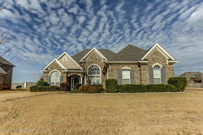 Southaven Single Family Home For Sale: 3140 Roseleigh Dr.