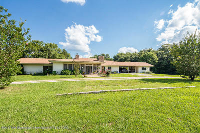 Marshall County Single Family Home For Sale: 1317 N Red Banks Road