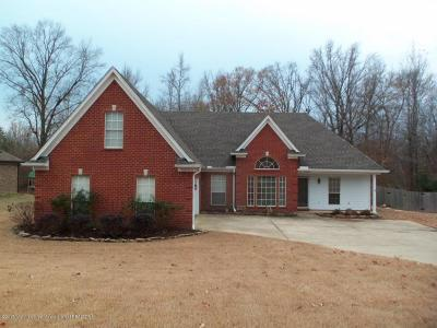Desoto County Single Family Home For Sale: 10095 Cypress Plantation Drive