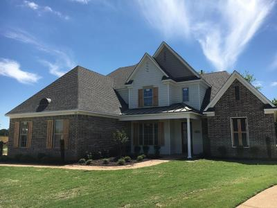 Desoto County Single Family Home For Sale: 1701 West Cove