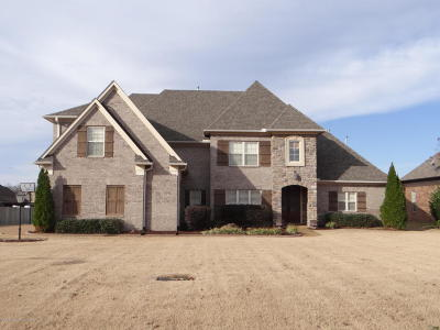 Desoto County Single Family Home For Sale: 6555 Wyndham Hill